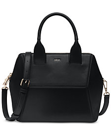 DKNY Westsider Leather Satchel, Created for Macy's