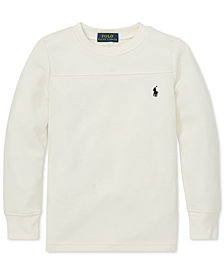 Polo Ralph Lauren Toddler Boys Long-Sleeve T-Shirt