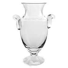 Badash Crystal Champion Trophy Vase