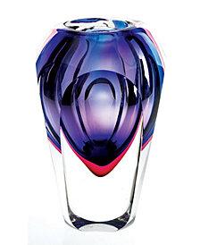 Badash Crystal Essence Violet Vase