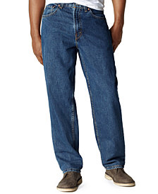 Levi's Men's Big and Tall 560 Comfort Fit Jeans