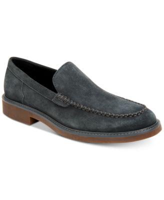 38c27f903a3 Calvin Klein Men s Vance Suede Loafers   Reviews - All Men s Shoes - Men -  Macy s