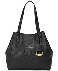 Lauren Ralph Lauren Huntley Tote