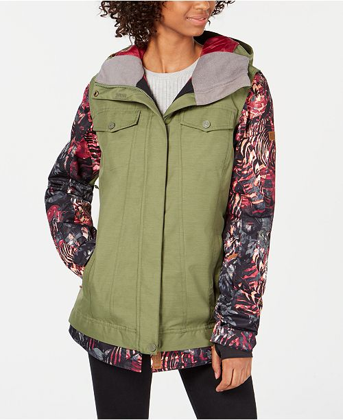 Roxy Juniors' Cedar Snow Jacket