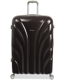 "it Luggage Cascade 31"" Expandable Spinner Suitcase"