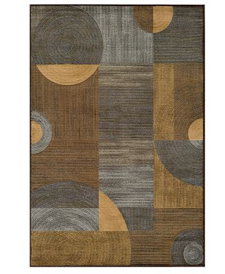CLOSEOUT! Momeni Area Rug, Dream DR-01 Brown 3' 11