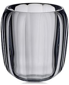 Villeroy & Boch Cozy Gray Hurricane Lamp Small Vase