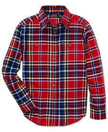 Polo Ralph Lauren Big Boys Cotton Twill Workshirt