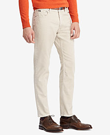 Polo Ralph Lauren Men's Prospect Straight Stretch Corduroy Pants