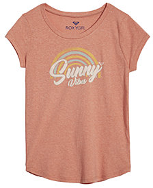 Roxy Big Girls Graphic-Print T-Shirt