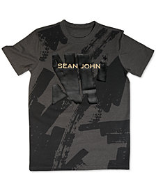 Sean John Big Boys Brushstroke T-Shirt