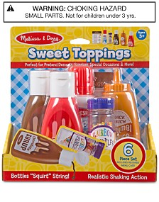 Melissa & Doug Sweet Toppings Play Set
