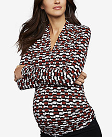 3e357a7dcb3e7 Tops Sales & Discounts Maternity Clothes For The Stylish Mom - Macy's