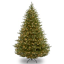 6 .5' Feel Real Norway Tree with 750 Clear Lights