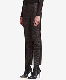 DKNY Printed Skinny Pants, Created for Macy's