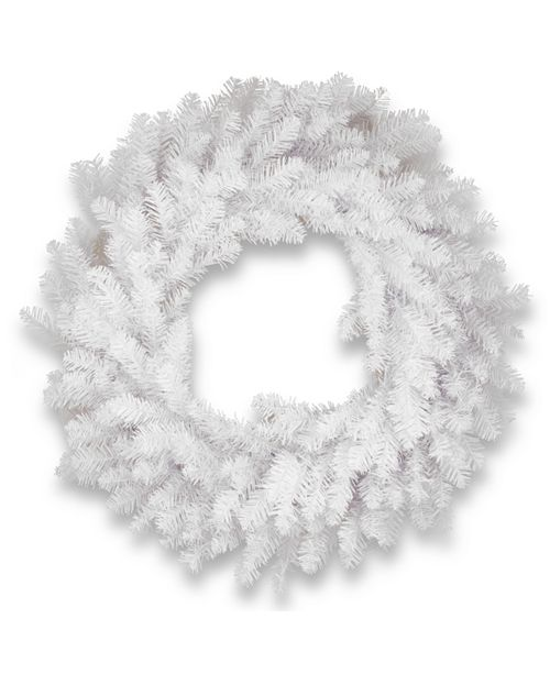 """National Tree Company 30"""" Dunhill® White Fir Wreath"""