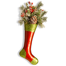 "National Tree Company 30"" Decorative Wall Stocking"