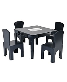 Kids 5-Piece Table And Chair