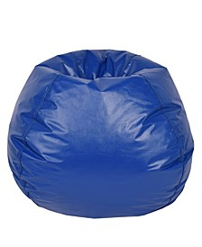 Vinyl Bean Bag Chair
