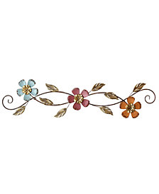 Floral Scroll