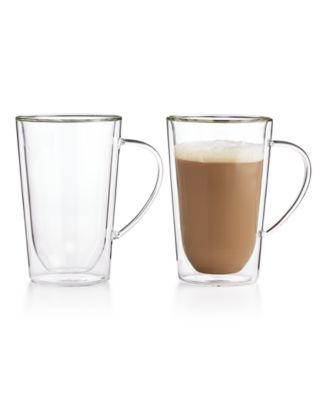 Set of 2 Latte Mugs, Created for Macy's