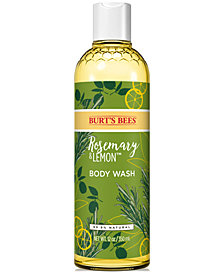 Burt's Bees Body Wash - Rosemary & Lemon