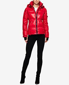 S13 Gloss Kylie Down Puffer Coat