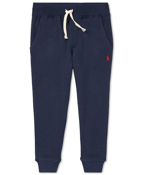 Polo Ralph Lauren Toddler Boys Fleece Jogger Pants