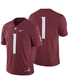 Nike Men's Washington State Cougars Football Replica Game Jersey