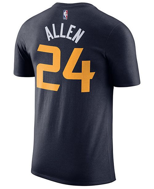 finest selection 102ee ef031 Nike Men's Grayson Allen Utah Jazz Icon Player T-Shirt ...