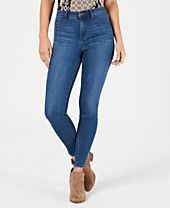 Style & Co High Rise Curvy-Fit Jeggings, Created for Macy's