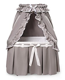 Majesty Baby Bassinet With Canopy
