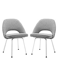 Modway Cordelia Dining Chairs Set of 2
