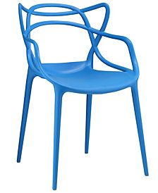 Modway Entangled Dining Armchair