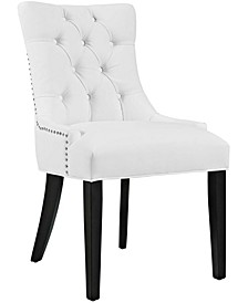 Regent Vinyl Dining Chair