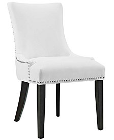 Modway Marquis Faux Leather Dining Chair