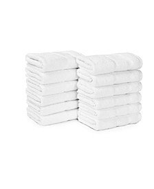 Belle Haven 12-Pc. Wash Towel Set