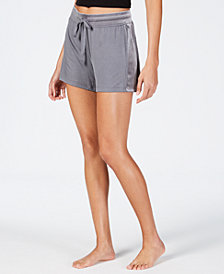Alfani Velvet-Stripe Shorts, Created for Macy's