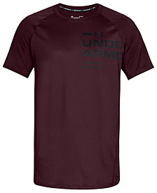 Under Armour Men's MK1 HeatGear® Performance T-Shirt