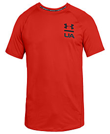 Under Armour Men's MK1 HeatGear® Graphic Performance T-Shirt