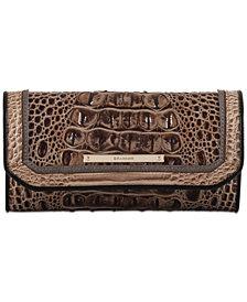 Brahmin Mitford Soft Checkbook Wallet