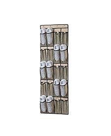 Organize it All 20 Pocket Over-the-Door Shoe Bag