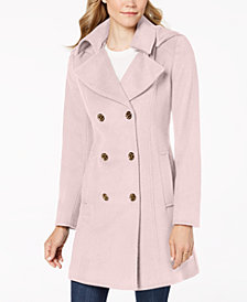 MICHAEL Michael Kors Double-Breasted Coat