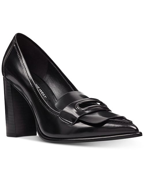 ae2f7025e04 Nine West Zoro Tailored Pumps   Reviews - Pumps - Shoes - Macy s