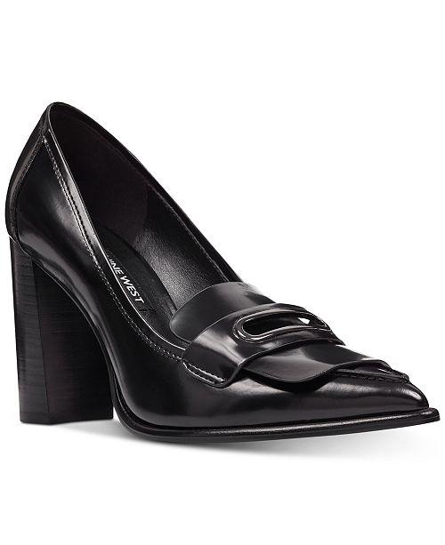 cb60b95a3a91 Nine West Zoro Tailored Pumps   Reviews - Pumps - Shoes - Macy s