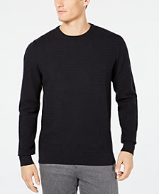 Ryan Seacrest Distinction™ Men's Chevron Sweater, Created for Macy's