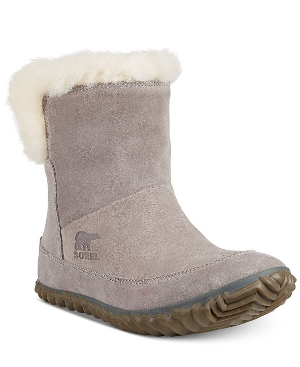 Sorel Women's Out N About Bootie Slippers