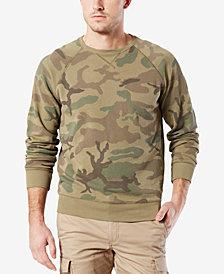 Dockers® Men's Camo Sweatshirt