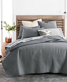 Lucky Brand Vintage Wash Coverlet Collection