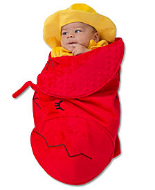 Swaddle Wings Lobster Fisherman Baby Costume